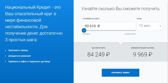 natcredit-calculator