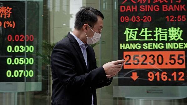 экономика Китая в период рецессии